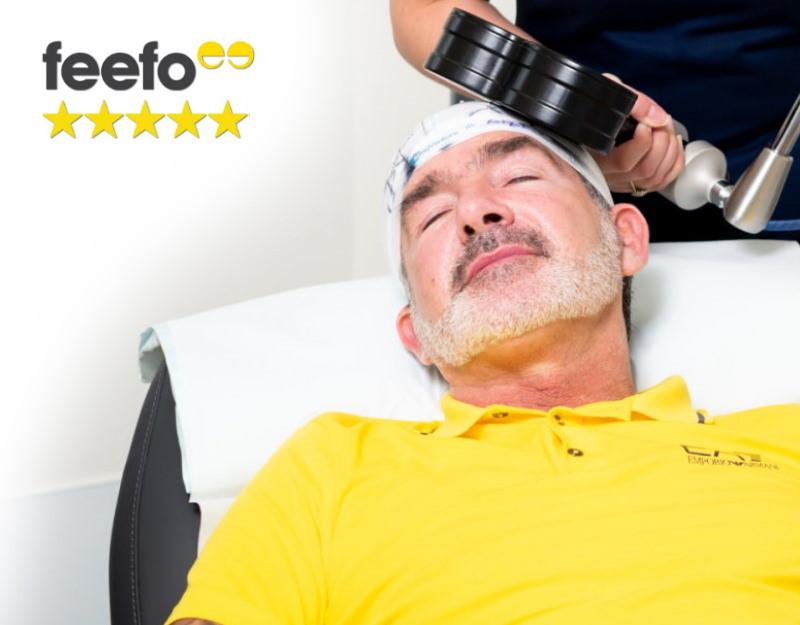 TMS Treatment Feefo